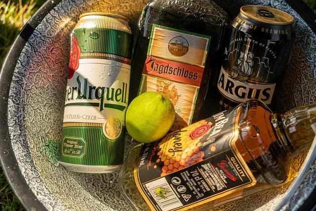 Pozytywne właściwości zdrowotne różnych alkoholów